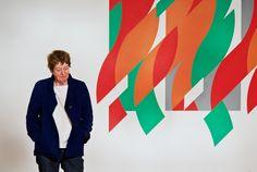 Bridget Riley to be awarded the 12th City of Siegen Rubens Prize with show at Museum für Gegenwartskunst Siegen