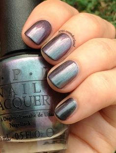 Must have! OPI: Peace & Love. Now I am on the hunt!