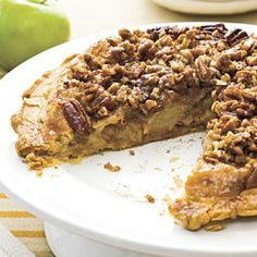 Best Apple Pie Recipes: Apple Upside-Down Pie
