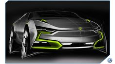 VW Ataraxia part 2 on Behance