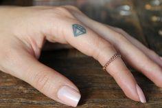 Liz Mid finger ring    reclaimed metals