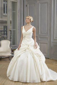 ASARINE, robe de mariée princesse - Votre robe de mariage pas chère sur Point Mariage
