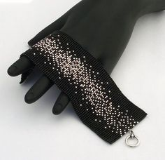 fermoir bracelet miyuki - Rech