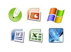 Computación Para Todos (Primaria): 1er Grado Software, Computer Hardware, Homeschool, Symbols, Letters, Photography, Amor, Computers, Fourth Grade