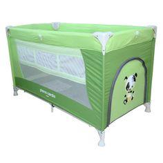 Patut Cu Doua Nivele Doggy - Verde   Bebeart Green