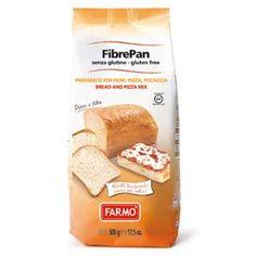 FARMO SpA Farmo FibrePan Senza Glutine 500g a soli 3,72€