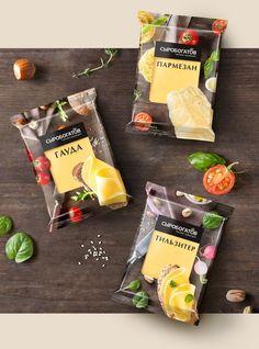 Сыробогатов – дизайн упаковки сыра от Острова Свободы