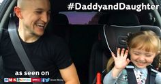 "Official #DaddyandDaughter singing ""Let It Go"" From Frozen"