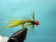 Damsel Flies are a key food source during the summer months on most lakes and reservoirs worldwide. Barrett ties a simple but effective Damsel Nymph pattern designed to fish on a floating line and a long leader or a clear sinking intermediate lake line.