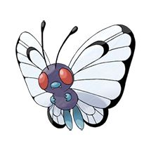 Nr.012 Butterfree