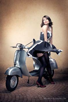 Vespa by Michele Susanna on 500px