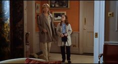 Cinematic style of The Parent Trap: Understated 90s elegance