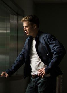 Chris Evans / Captain America: The Winter Soldier