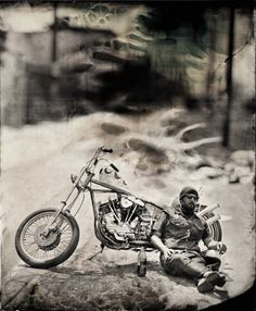 Ian Ruhter/ Wet Plate Collodion