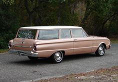 1963 Ford Falcon station wagon