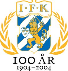 IFK Göteborg Crests, Team Logo, Champion, Soccer Teams, Football, Logos, Fictional Characters, Club, The World