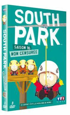 SOUTH PARK | SAISON 16 | SERIE TV | DVD - NEUF