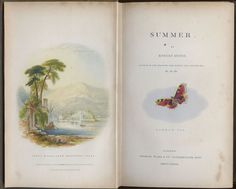 Frontispiece depicting Isola Bella (the Beautiful Island) on Lake Maggiore in north Italy, in Robert Mudie's 'Summer'.  http://www.lib.muohio.edu/multifacet/record/mu3ugb1439358