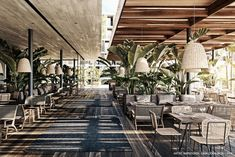 Casa Cook Ibiza – Bohemian minimallism on the White Isle - pedromoriyama pedro. Casa Cook Ibiza – Bohemian minimallism on the White Isle – pedromoriyama pedromoriyama – Casa Restaurant En Plein Air, Outdoor Restaurant, Restaurant Bar, Marmaris, Tropical Architecture, Architecture Design, Architecture Portfolio, San Antonio, Casa Cook Hotel