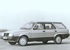 1986 Fiat Regata 100 Weekend
