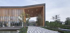 Image 3 of 24 from gallery of Wuxi Sales Center / UDG China. Photograph by Yao Li
