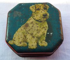 Mackintosh's vintage tin. by essenzials on Etsy