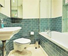 Grn Geflieste Bder Art Deco Fliesen Victorian Badezimmer Gemtliches Haus Ziegel Fotos Von Tiles Uk Brick Green