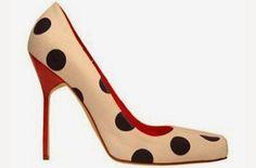 Zapatos flamencos de MAnolo Blanhik en *Con B de Boda* http://conbdeboda.blogspot.com.es