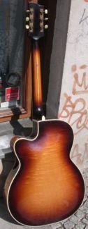 Klira Jazzgitarre mit Schaller Pickup Set, vintage Germany in Berlin - Prenzlauer Berg | Musikinstrumente und Zubehör gebraucht kaufen | eBay Kleinanzeigen