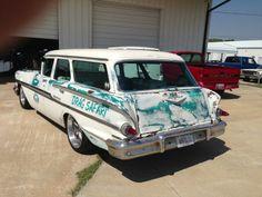 1958 Chevy Rat Rod