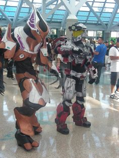 Halo Cosplay | Halo Cosplay 2 AX 2011 by ~MidnightLiger0 on deviantART