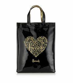 Harrods Harrods Heart Shopper (Medium)