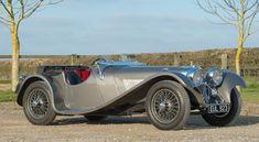 1938 Jaguar SS100 2½-Litre Roadster Chassis no. 49028