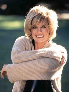 Linda Gray..(Sue Ellen Ewing on Dallas)