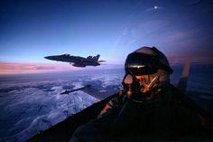 Swiss F/A-18 C/D Hornet à Nightway@ Swiss air Force. Norway 9 November - 4 December 2015.