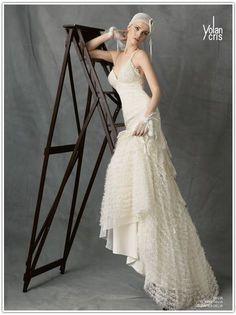 ¡Nuevo vestido publicado!  YolanCris - T34 ¡por sólo 1400€! ¡Ahorra un 54%!   http://www.weddalia.com/es/tienda-vender-vestido-novia/yolancris-t34/ #VestidosDeNovia vía www.weddalia.com/es