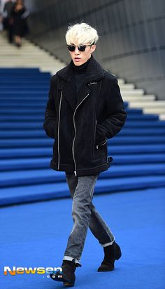 Zion T // The 18 Best-dressed celebrities at Seoul Fashion Week S/S 2016