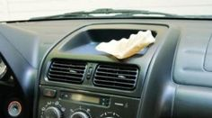 Pour une voiture parfaitement propre à l'intérieur comme à l'extérieur