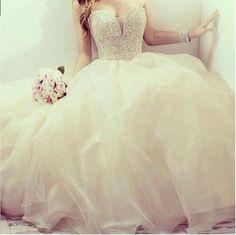 Bestido de novia :3