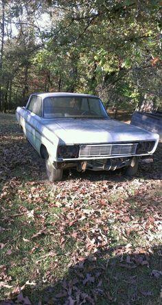 1965 Ford Fairlane Find CarsFord FalconRusty CarsBarn