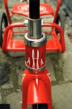 Pony Bikes Tricycle Restoration