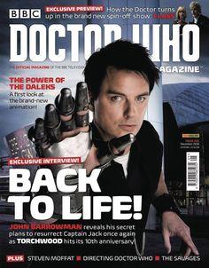 DOCTOR WHO MAGAZINE #509 (2017)