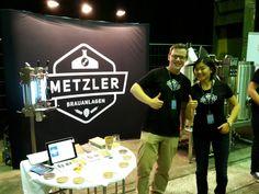 Metzler Brauanlagen @ Craft beer Messe Mainz