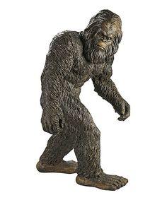 Another great find on #zulily! Bigfoot the Garden Yeti Statue #zulilyfinds