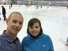 ⛸⛸⛸ Тест-драйв новых коньков проходит успешно! 🎉🎉🎉 час на льду и ностальгия по северу отпускает :)🌨☃❄️