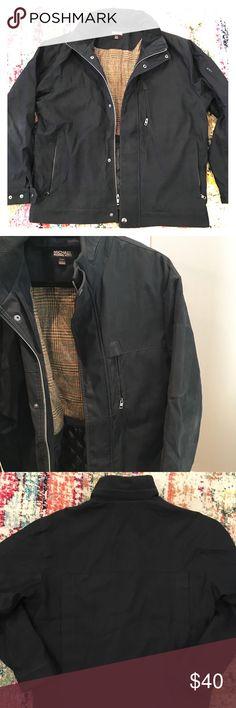 Michael Kors lines jacket Michael by Michael Kors lined jacket. Black. Excellent condition. Michael Kors Jackets & Coats Performance Jackets