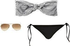 Bathing Suits│Vestidos de Baño - #BathingSuits - #Swimsuit Swimsuits, Bikinis, Swimwear, Cruise Outfits, Summer Sun, Bathing Suits, Crew Neck, Swimming, Sweatpants
