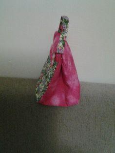 Lunch bag de lado