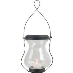 Royce Lighting RLCA7040-23 Outdoor Portable Candle Lantern with Clear Glass #lighting