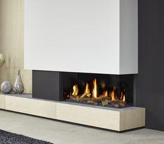 metro_100xt2_-41_300_dpi_rgb-b980-3344 Modern Fireplace, Fireplace Design, Living Room Tv, Industrial Design, Modern Design, House Design, Interior Design, Fireplaces, Wave
